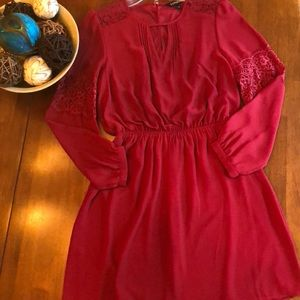 Beautiful Ruby Red dress!
